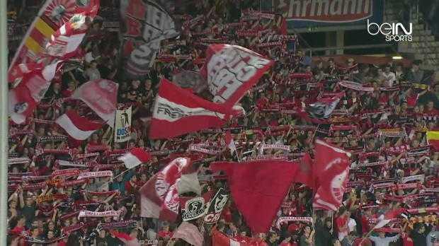 Bundes : Fribourg 2-2 Herta Berlin