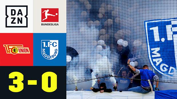 2. Bundesliga: 1. FC Union Berlin - 1. FC Magdeburg   DAZN Highlights