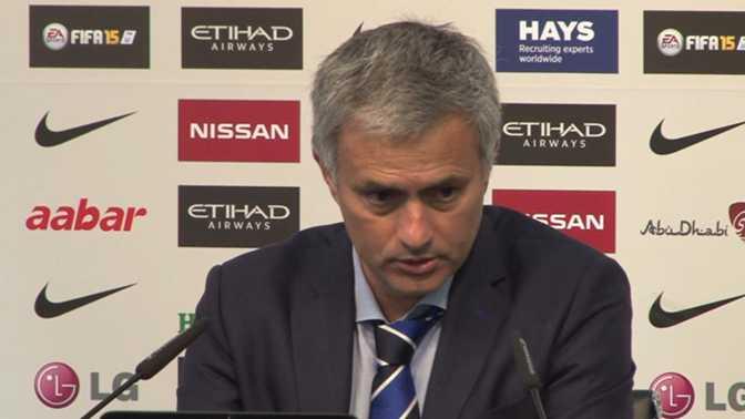 """Mourinho : """"Pas de problème avec Lampard"""""""