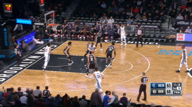 GAME RECAP: Nets 118, Grizzlies 115