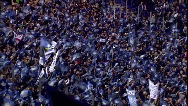 Coppa Italia Finale: Lazio Rom - Atalanta Bergamo