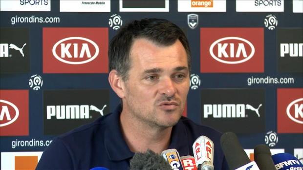 Girondins - Sagnol : 'Quand le PSG est � son niveau, il n'a aucun rival en France'