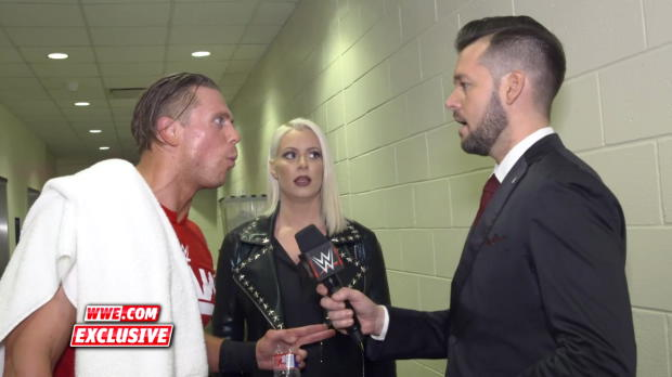 Maryse tries to convince The Miz he doesn't need to apologize: WWE.com Exclusive, Nov. 19, 2017