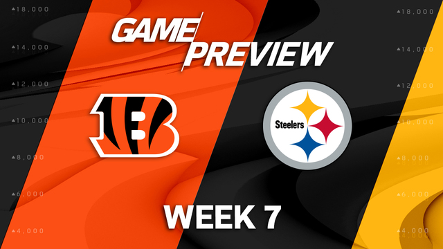 Cincinnati Bengals vs. Pittsburgh Steelers preview | 'NFL Playbook'