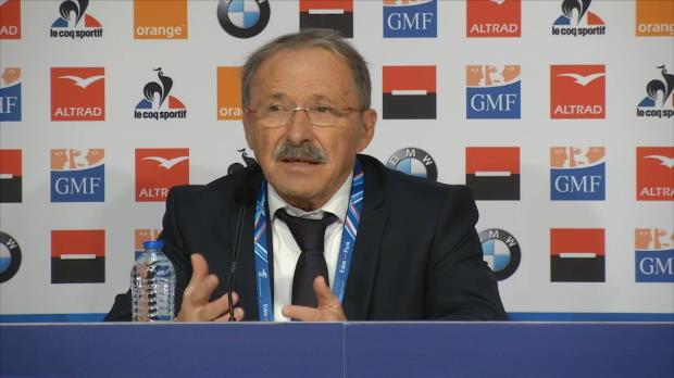 Rugby : XV de France - Brunel optimiste pour Médard