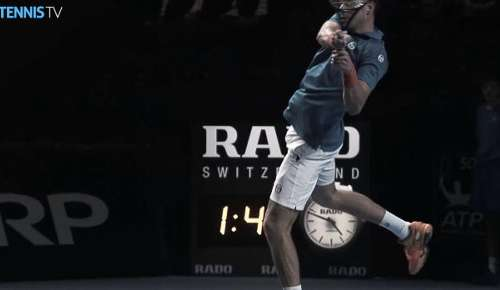 Saturday Highlights: ATP Basel