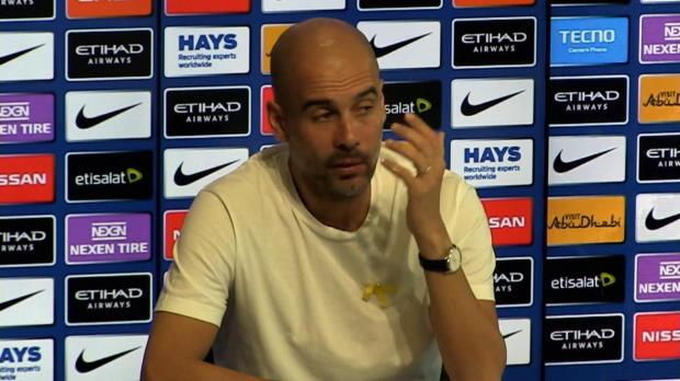 Guardiola über Zukunft: Nichts entschieden