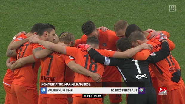 VFL Bochum 1848 - FC Erzgebirge Aue