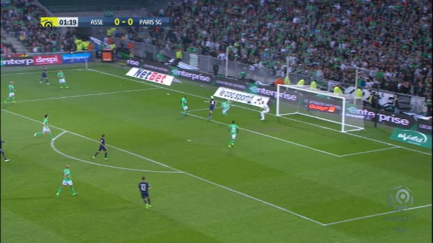 Saint-Etienne 0-5 PSG