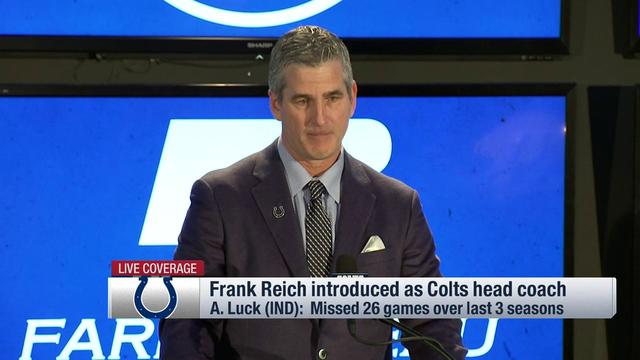 Bill Polian told Frank Reich he would be a head coach one day