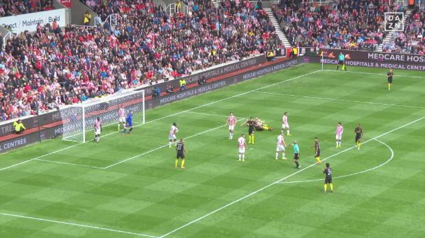 Stoke City - Manchester City