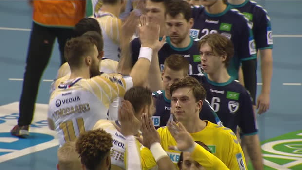 EHF Cup: Füchse Berlin - Saint-Raphael | DAZN Highlights