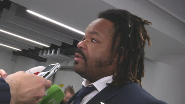XV de France : XV de France - Bastareaud - 'On a l'impression de ne pas avancer'