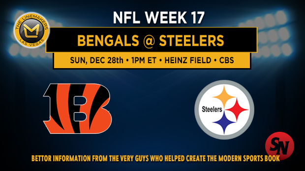 Cincinnati Bengals @ Pittsburgh Steelers