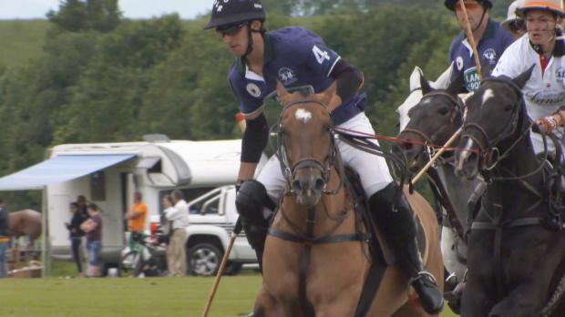 Polo: German Polo Tour mit Heino Ferch