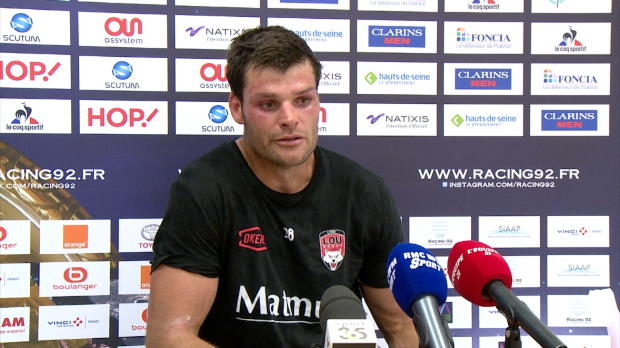 Top 14 - 2e j. : Puricelli : 'On n'a pas su garder le rythme'