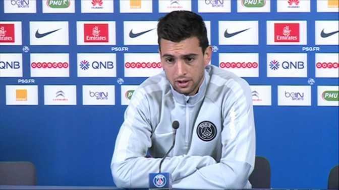 "PSG - Pastore : ""J'ai toujours voulu rester"""