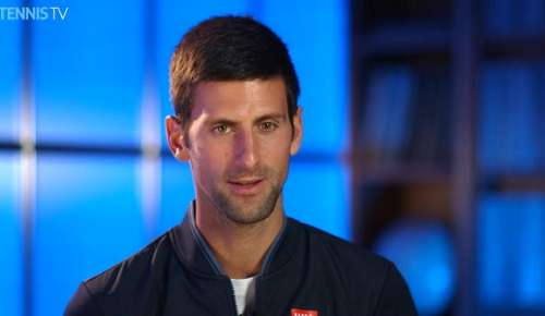 Djokovic Interview: ATP World Tour Finals Preview