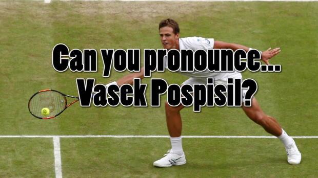 Wimbledon: Pospisil witziger Fan-Zungenbrecher