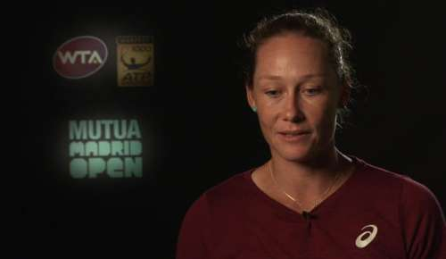 Stosur Interview: WTA Madrid 3R