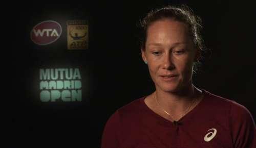 Stosur Interview: WTA Madrid 3R