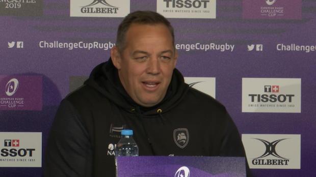 """Rugby : Gibbes - """"Positif pour le futur"""""""