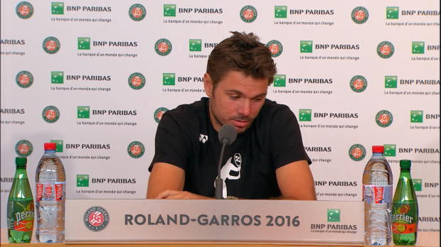 French Open: Wawrinka: Murray unglaublich