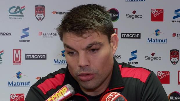 """Rugby : Top 14 - 10e j. : Van der Merwe : """"On se prépare toute la saison pour des matches comme ça"""""""