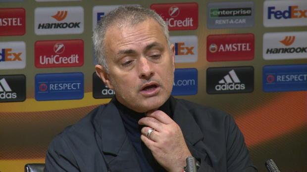 """FA Cup: Mourinho: """"Kein Spiel mehr abschenken"""""""