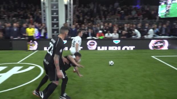 Match of Friendship: Maradona kickt wieder