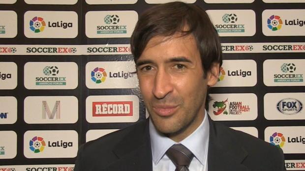 """Raul: """"CL-Finale ein spanisches Fußball-Fest"""""""