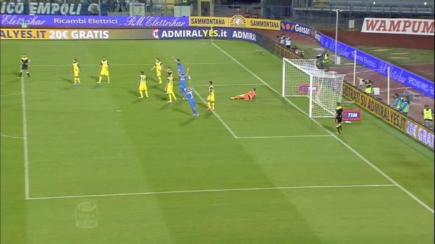 Serie A Round 1: Empoli 1-3 Chievo
