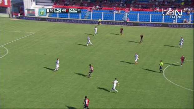 Argentine : Tigre 1-2 Newell's