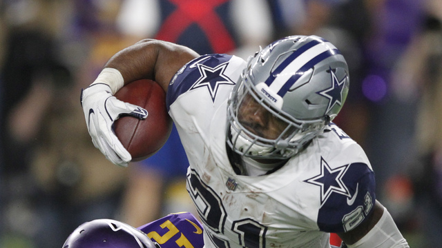 Week 13: Ezekiel Elliott highlights