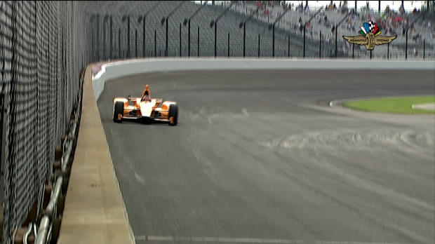 Fernando Alonso se mete en la lucha por la pole