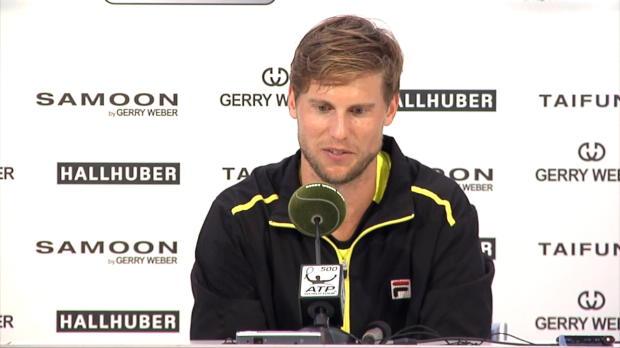 "Halle: Seppi: Federer ""nicht mehr der Jüngste"""