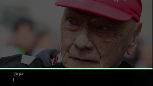 F1 - Merzario et sa dernière conversation avec Lauda...