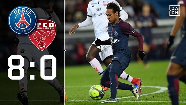PSG - Dijon