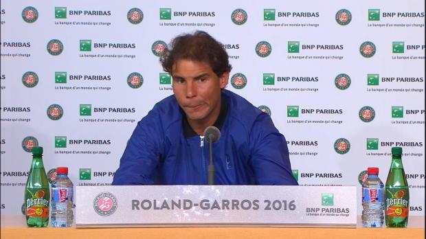 """French Open: Nadal: Roland Garros ist """"Heimat"""""""