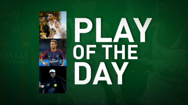 "J-League: Adailtons ""Play of the Day"""