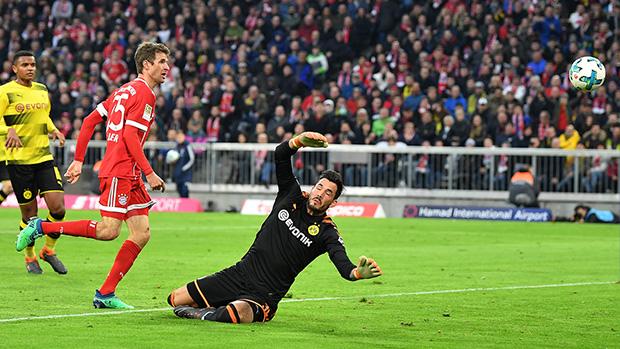 Müller, Gnabry & Co / Das sind die geilsten Tore vom Wochenende.