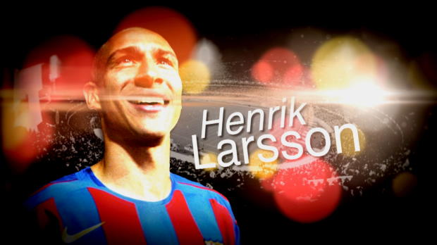 Foot : LDC - Priceless Memories : Henrik Larsson (Fr)