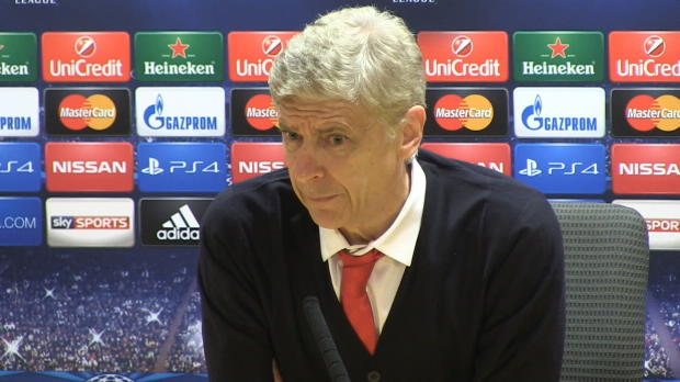 Groupe D - Wenger - 'Sanogo a du caract�re'