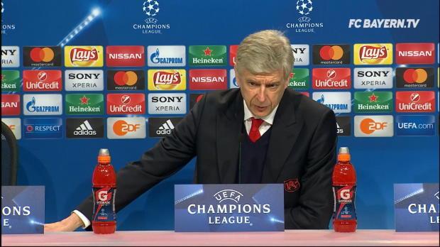 """Wenger: """"Letzten 25 Minuten waren Alptraum"""""""