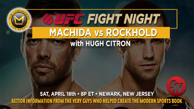 UFC: Machida vs. Rockhold