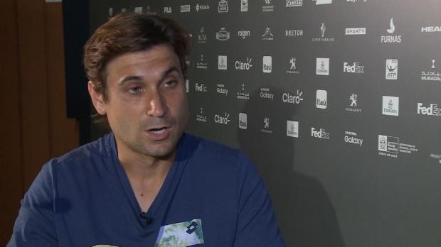 """David Ferrer: """"Me daría mucha lástima no ver a Toni Nadal en el circuito"""""""