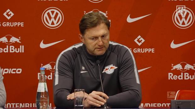 """Hasenhüttl enttäuscht: """"Qualität hat gefehlt"""""""