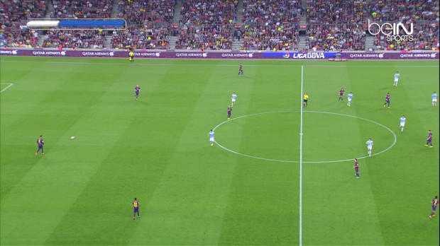 Liga : Barcelone 3-0 Eibar