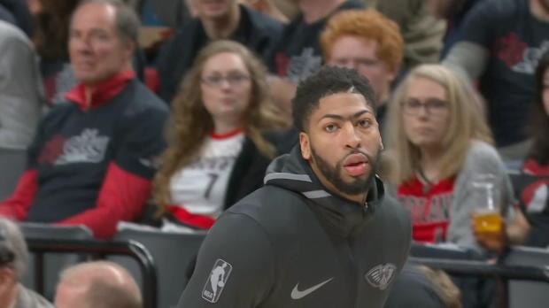 GAME RECAP: Pelicans 97, Blazers 95