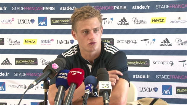 Top 14 - 7e j. : Plisson (SF) : ''La frustration est �vacu�e''